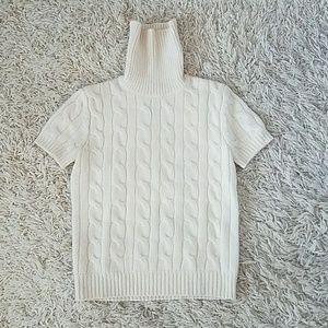 Vintage Ralph Lauren cashmere turtleneck